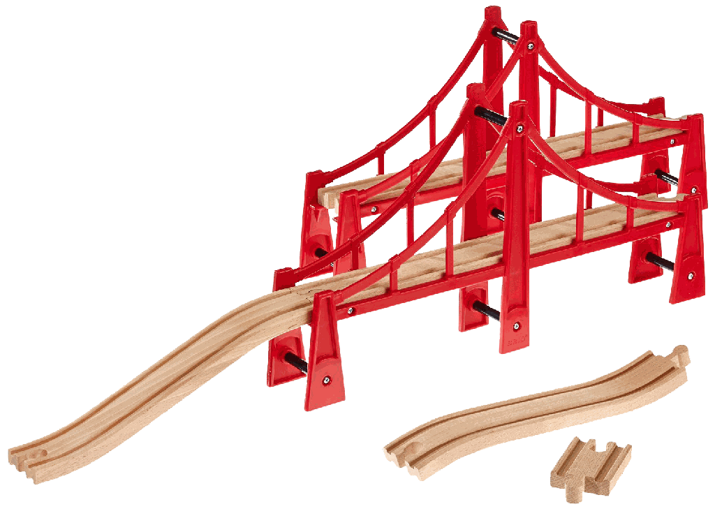 Double Pont Suspendu Brio