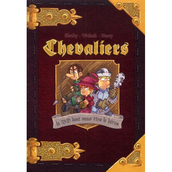 BD-Jeu - Chevaliers (Tome 1)