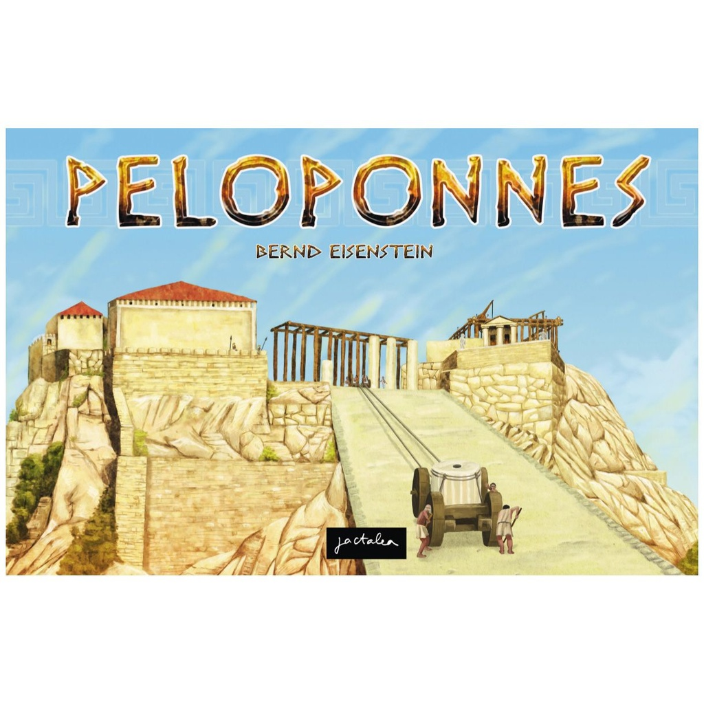Peloponnes (Irongames)