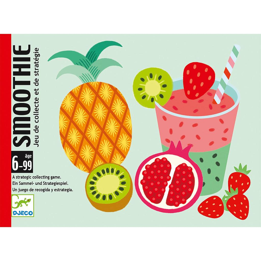 Smoothie* (Jeux De Cartes Djeco)