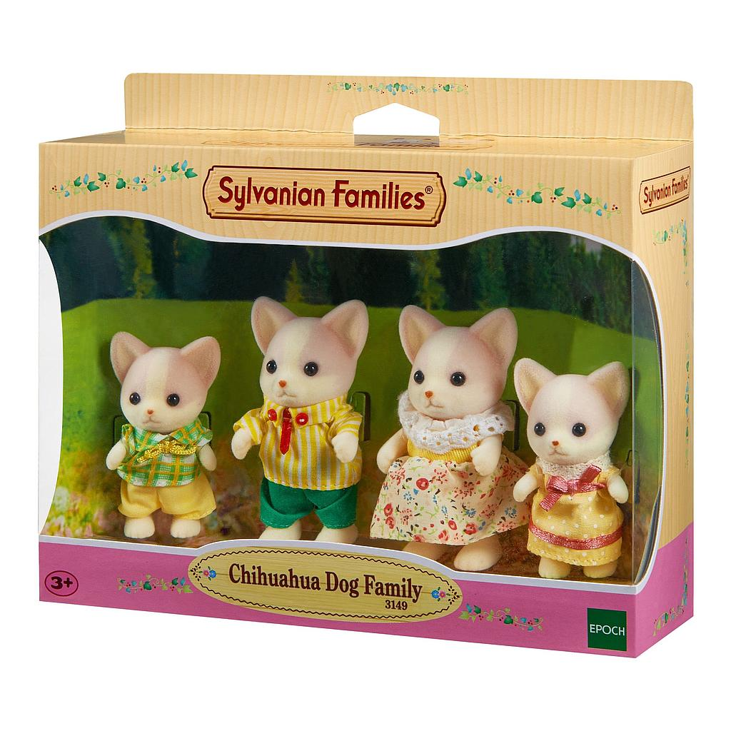 Famille Chihuahua SYLVANIAN FAMILIES