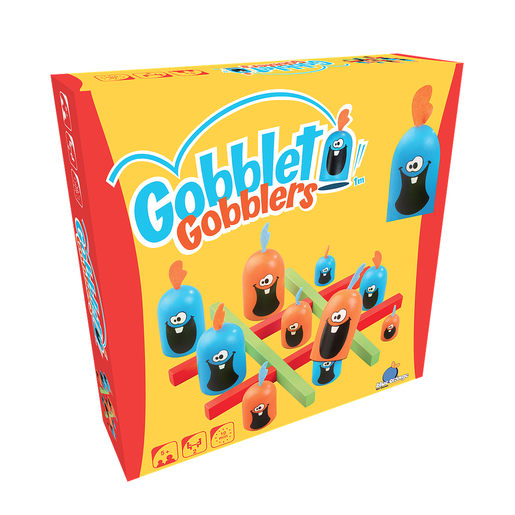 Gobblet Gobblers (Blue Orange)