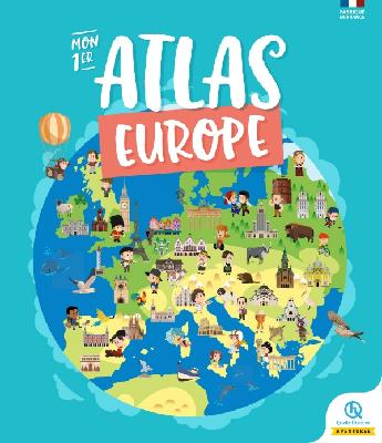 Mon 1er atlas Europe