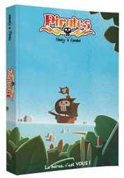 [CLD_40100] BD-Jeu - Pirates (Tome 1)