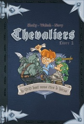 [CLD_41697] BD-Jeu - Chevaliers (Tome 2)