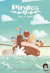 [CLD_46311] BD-Jeu - Pirates (Tome 3)