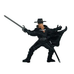[PAP_30252] Zorro collection (Papo)