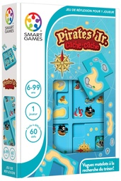 [SMA_SG432FR] Cache-cache Pirates Junior de Smart Games