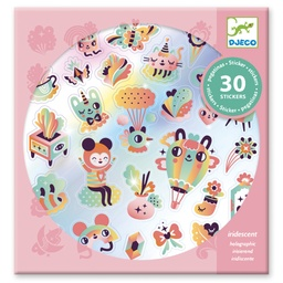 [DJE_DJ09264] Lovely rainbow (Stickers Djeco)